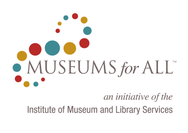 Museums for All logo with tagline - RGB